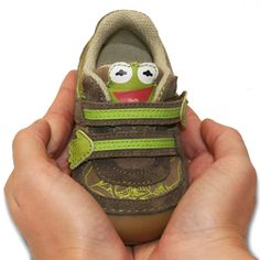 For the lovers, the dreamers, and YOUR CHILD.  #striderite  #themuppets  #supercharacters  Forget the kids... I WANT A PAIR!