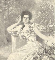 Consuelo Vanderbilt's Wedding Dress