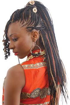Box braids Naturally Twisted Senegalese * Marley * Yarn * Crochet ...