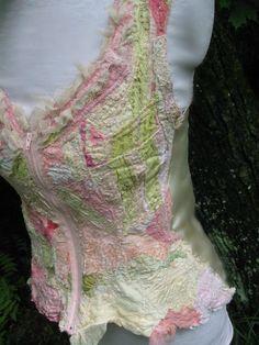 textil gcse, needl art, wearabl artfashion, upcycl inspir, wearable art, alter cloth