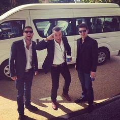 Colm, Keith and Emmett - Promo in Brisbane #Australia #Brisbane #harkinheadquarters @celticck @M K Elkins Cahill @celticthundermusic -  5/2014