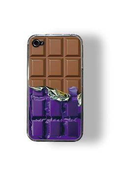Choco iPhone Case