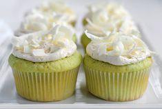 Pistacio cupcake