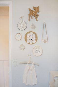 Design Sponge home tour for Kelli Murray // Etsy wall art