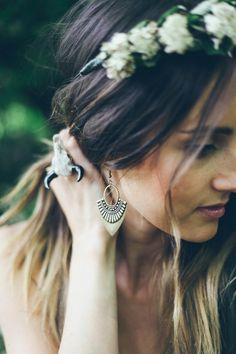 treasures, jador accessori, style, travel blog, bohemian weddings, adorn, beauti, hair, boho wedding jewelry