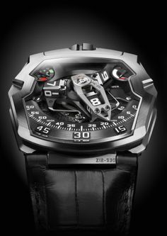 Read Angus Davies's article about the beguiling charms of the Urwerk UR-210.    I love independent watch brands and there are few expressions of horological innovation to surpass Urwerk.    http://www.escapement.uk.com/articles/urwerk-ur-210.html