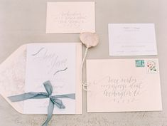 Blush coastal wedding inspiration