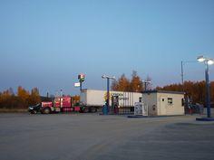 Hilltop Truck Stop - Fairbanks by paul_arg, via Flickr
