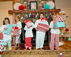 Christmas pajamas for everyone!