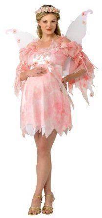 Pregnant Fairy Costume