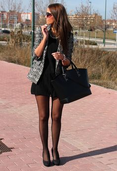 38 Stylish Work Outfits. Some have jeans, so for work settings that don't allow jeans, which are most employers, wear the outfit with pants or a skirt.