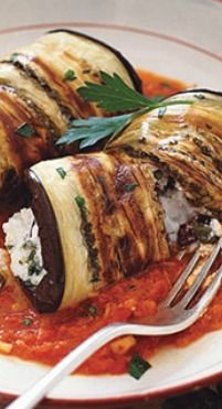 Eggplant cannelloni - Want to prepare it yourself? Click on the image!