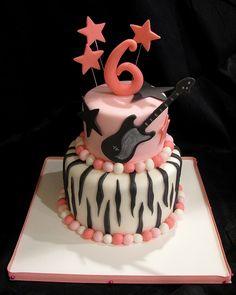 birthday parti, teal and black cake, rockstar parti, rock stars, rock star cakes, rockstar birthday, rockstar cake, birthday ideas, birthday cakes