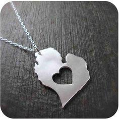 Michigan necklace