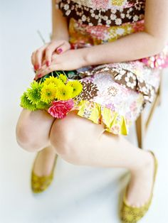 Just Dandy! Fabric Collection by Josephine Kimberling by Josephine Kimberling, via Flickr