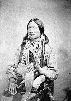 Kicking Bird - Kiowa - 1868