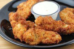 Ranch chicken strips.