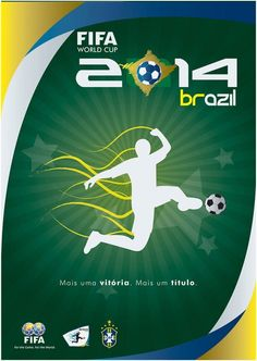 Brazil World Cup Poster Designs 2014 - 4