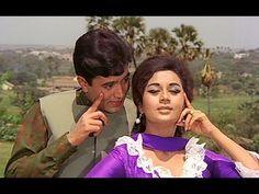 Gulabi Aankhein Jo Teri - Rajesh Khanna Songs- The Train - Mohd Rafi, via YouTube.