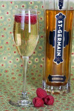 2012 Toast, love St Germain, I think this will be my NYE drink of choice!