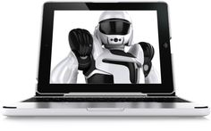 iPad 3 & iPad 4 Keyboard Case | ClamCase® - Trooper ooooo