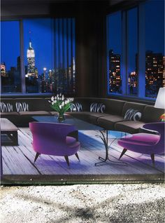 ~living with a view...Penthouse
