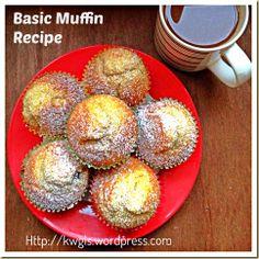Basic Muffin Recipe