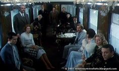 Murder on the Orient Express. My introduction to Agatha Christie.