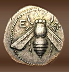 Bee Coin - Metal