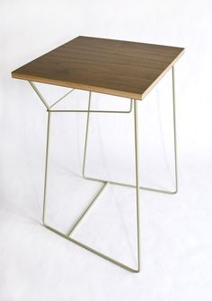 the slant table by gray inc