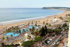 Durban Beach ...