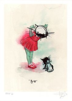 """Boo"" | Candice Tripp"