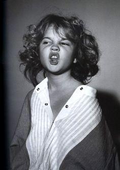 Drew Barrymore.