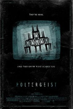 Poltergeist fan made poster