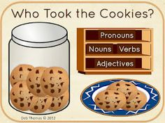 Fabulously First!: Who Took the Cookies?