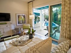 Master Suite Poolside View, HGTV Smart Home 2013...it could be yours! >> http://www.hgtv.com/smart-home/hgtv-smart-home-2013-master-bedroom-pictures/pictures/page-16.html?soc=pinterest