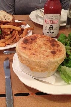 Chicken Pot Pie at Penelope
