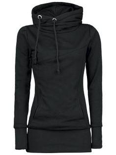 Girls hooded sweatshirt by Smart Hoodie