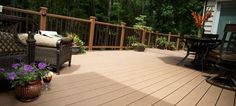 Find information on deck stains, cleaners, strippers and sealants to keep your deck lasting longer.