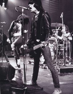 Ramones - fantastic band :)