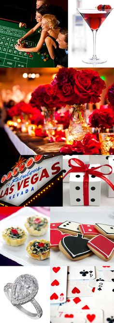 Casino/Vegas Themed Party