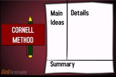 The 6 Note Taking Skills Every Student Should Master ~ Educational Technology and Mobile Learning