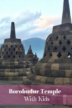 Borobudur in Central