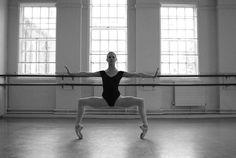 ballet // pointe