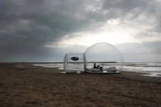 Bubble Tent by BubbleTree