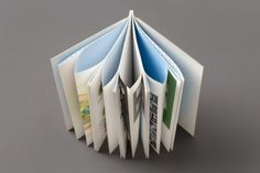 french fold binding