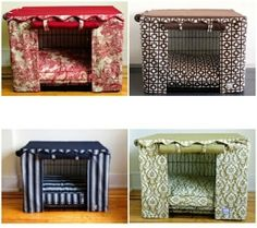 dog crate cover diy by leticia