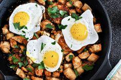 Stuffing breakfast hash- 12 Creative Thanksgiving Leftover Ideas - ParentMap
