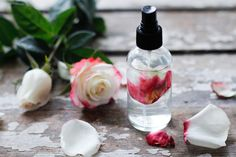 DIY: rose water mist
