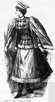 Harper's Bazaar- 1896 pattern